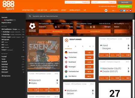 888sport Screenshot
