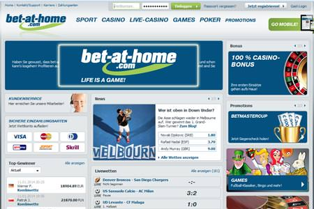 bet at home com mobile