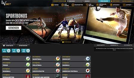 LVbet Screenshot