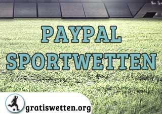 online Wetten mit PayPal – alle PayPal Sportwetten Anbieter
