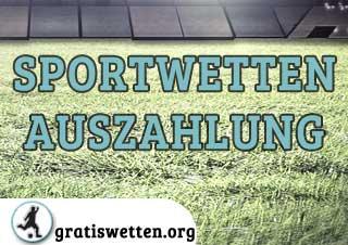 Wetten Auszahlung – Sportwetten Auszahlungsmethoden